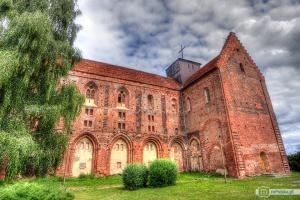 Kołbacz - klasztor cysterski