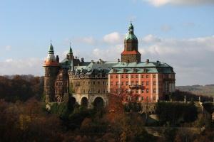 Wałbrzych. Zamek Książ